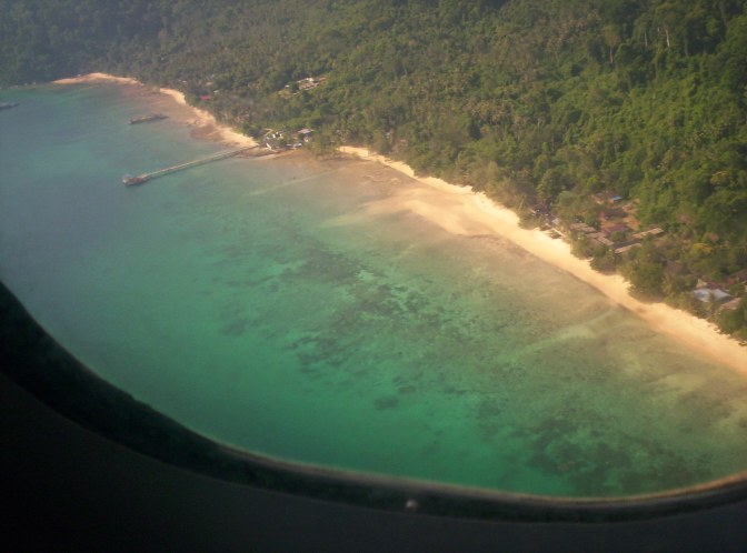 tioman bird's eye